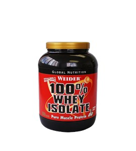 100 Whey Isolate