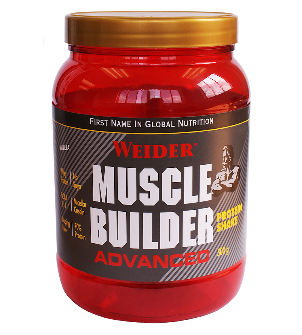 Muscle Builder Advanced