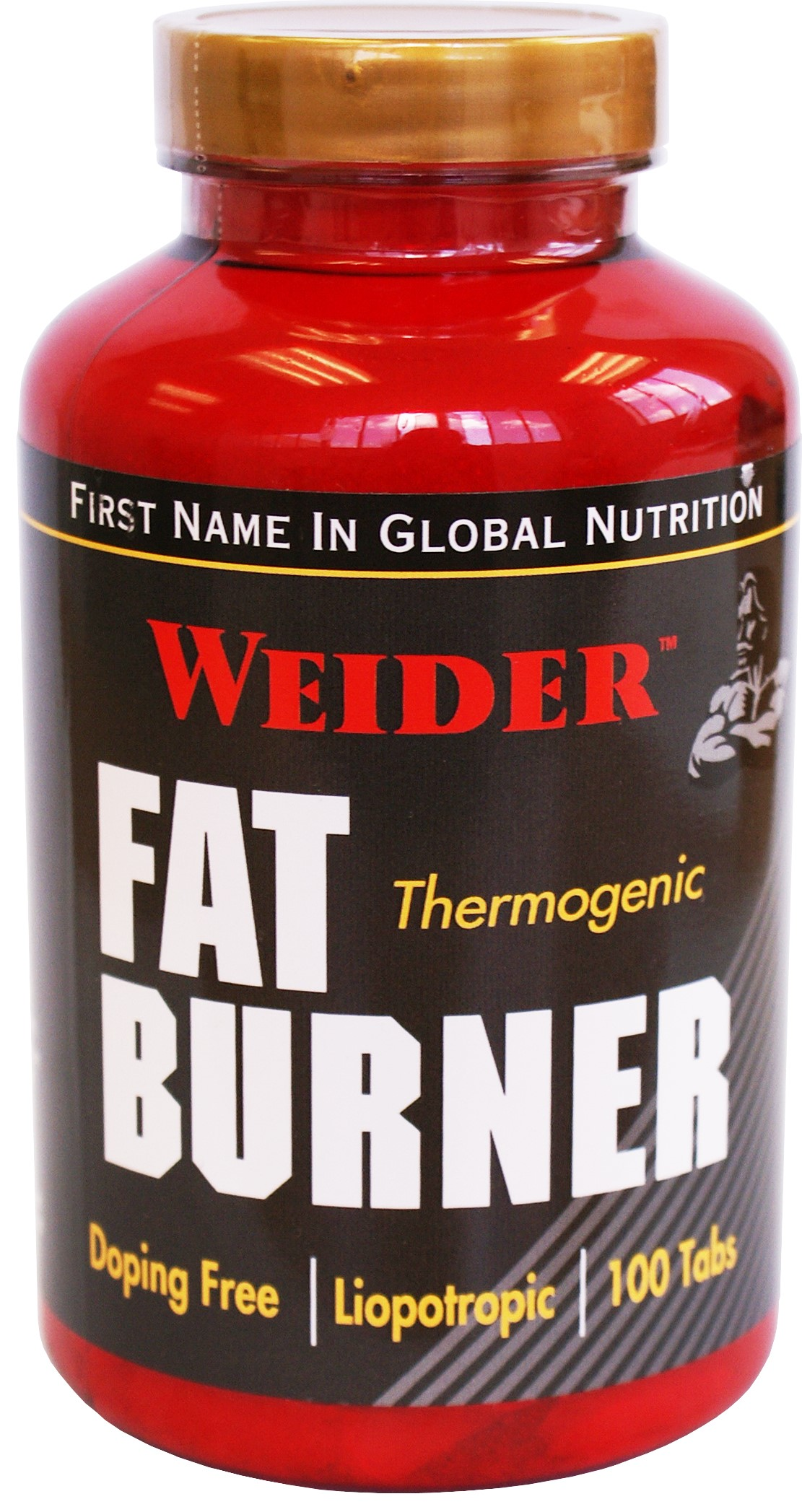 Weider Fat Burners Cropped